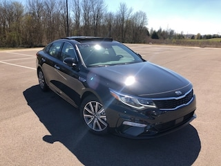 New 2019 Kia Optima EX Sedan for sale near Fulton