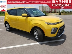 New vehicles 2020 Kia Soul LX Hatchback for sale near you in Tupelo, MS