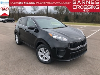 New 2019 Kia Sportage LX SUV KNDPM3AC5K7626344 3622 for sale near Fulton