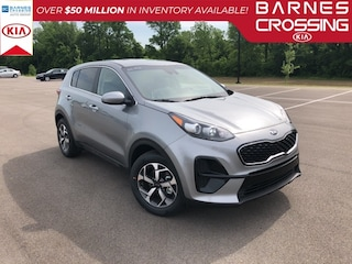 New 2020 Kia Sportage LX SUV KNDPM3AC6L7635426 3682 for sale near Fulton