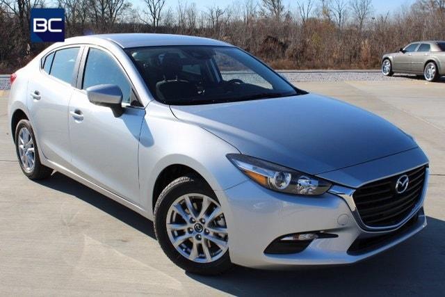 Featured new Mazda vehicle 2018 Mazda Mazda3 Sport Sedan for sale near you in Tupelo, MS