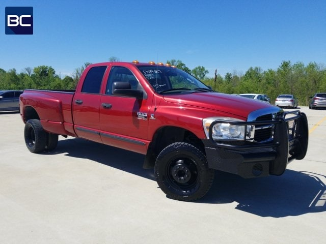 Featured new and used cars, trucks, and SUVs 2007 Dodge Ram 3500 Truck Quad Cab for sale near you in Tupelo, MS