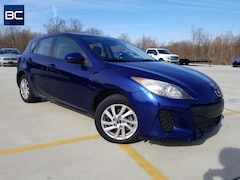 Bargain used vehicles 2013 Mazda Mazda3 i Touring Hatchback for sale near you in Tupelo, MS