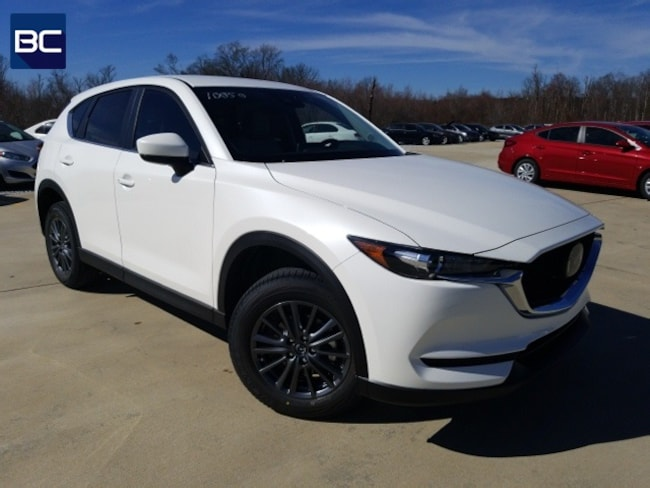 New Mazda vehicles 2019 Mazda Mazda CX-5 Touring SUV for sale near you in Tupelo, MS