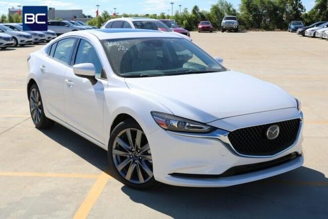 New Mazda vehicles 2018 Mazda Mazda6 Grand Touring Sedan for sale near you in Tupelo, MS