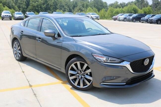 New Mazda vehicles 2018 Mazda Mazda6 Grand Touring Reserve Sedan for sale near you in Tupelo, MS