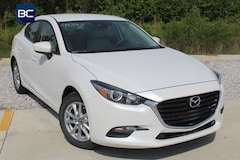 New Mazda vehicle 2018 Mazda Mazda3 Sport Sedan 3MZBN1U74JM193949 for sale near you in Tupelo, MS