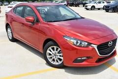 New Mazda vehicle 2018 Mazda Mazda3 Sport Sedan 3MZBN1U7XJM207823 for sale near you in Tupelo, MS