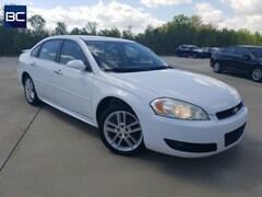 Bargain used vehicles 2013 Chevrolet Impala LTZ Sedan for sale near you in Tupelo, MS