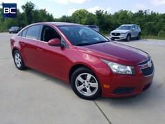 Bargain used vehicles 2013 Chevrolet Cruze 1LT Auto Sedan for sale near you in Tupelo, MS