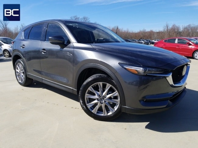 New Mazda vehicles 2019 Mazda Mazda CX-5 Grand Touring SUV for sale near you in Tupelo, MS