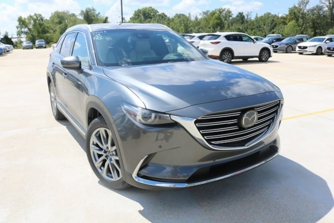 New Mazda vehicles 2019 Mazda Mazda CX-9 Grand Touring SUV for sale near you in Tupelo, MS