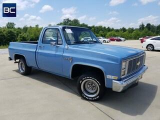 1984 Chevrolet C/K 10 Truck