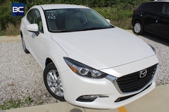 New Mazda vehicle 2018 Mazda Mazda3 Sport Sedan 3MZBN1U7XJM214514 for sale near you in Tupelo, MS
