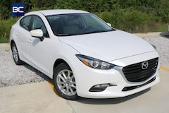 New Mazda vehicle 2018 Mazda Mazda3 Sport Sedan 3MZBN1U73JM196471 for sale near you in Tupelo, MS
