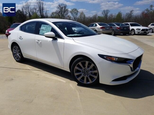 New Mazda vehicles 2019 Mazda Mazda3 Preferred Package Sedan for sale near you in Tupelo, MS