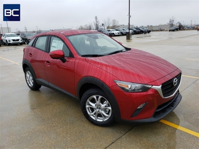 New Mazda vehicles 2019 Mazda Mazda CX-3 Sport SUV for sale near you in Tupelo, MS