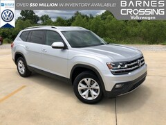 Certified pre-owned vehicles 2018 Volkswagen Atlas SE SUV for sale near you in Tupelo, MS