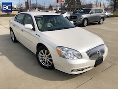 Used vehicles 2011 Buick Lucerne CXL Premium Sedan for sale near you in Tupelo, MS
