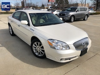 Bargain pre-owned vehicles 2011 Buick Lucerne CXL Premium Sedan for sale near you in Tupelo, MS