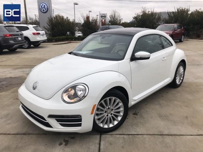 2019 Volkswagen Beetle 2.0T Final Edition SE Hatchback