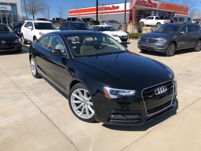 Used vehicles 2016 Audi A5 2.0T Premium Coupe for sale near you in Tupelo, MS