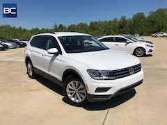 New vehicles 2019 Volkswagen Tiguan S SUV for sale near you in Tupelo, MS