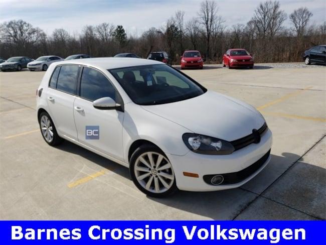 2013 Volkswagen Golf TDI Hatchback