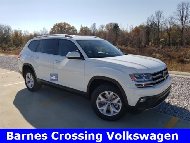 New vehicles 2019 Volkswagen Atlas SE SUV for sale near you in Tupelo, MS
