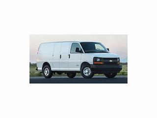 2020 Chevrolet Express 2500 Van Cargo Van