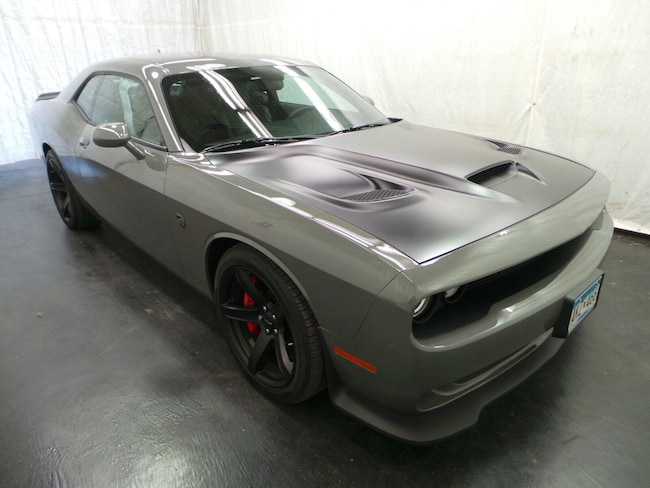 Used 2018 Dodge Challenger SRT Hellcat For Sale in St  Paul