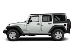 2018 Jeep Wrangler Unlimited WRANGLER JK UNLIMITED SPORT S 4X4 Sport Utility