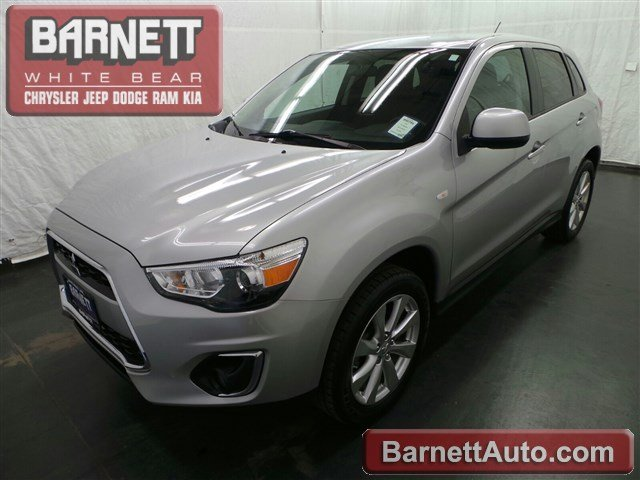 Used 2015 Mitsubishi Outlander Sport ES For Sale in St  Paul