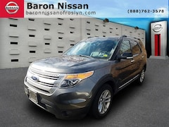 Used 2015 Ford Explorer XLT SUV For Sale in Greenvale, NY