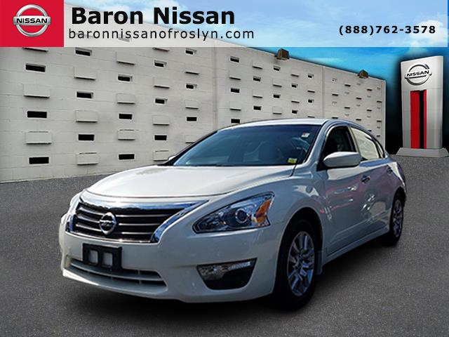Used Nissan Altima For Sale >> Used 2015 Nissan Altima For Sale At Baron Nissan Vin 1n4al3ap3fn380980