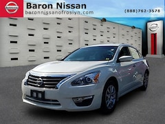 2015 Nissan Altima 2.5 S Sedan For Sale Greenvale, NY
