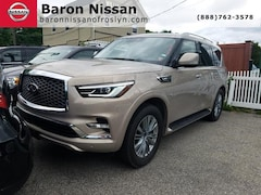 Used 2019 INFINITI QX80 LUXE SUV For Sale in Greenvale, NY
