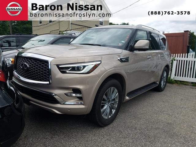 Qx80 For Sale >> Used 2019 Infiniti Qx80 For Sale At Baron Nissan Vin