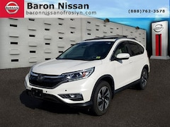 Used 2015 Honda CR-V Touring AWD SUV For Sale in Greenvale, NY