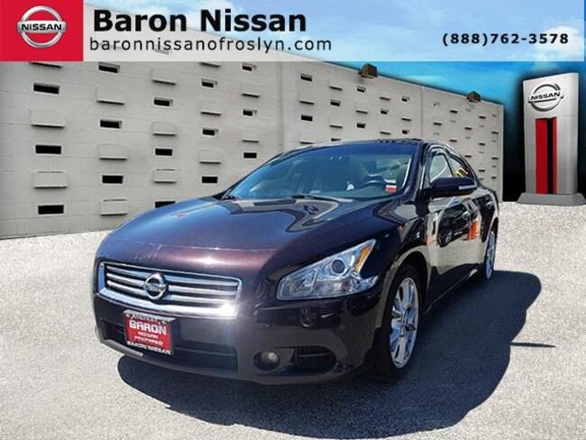 2014 Nissan Maxima 3.5 SV Sedan