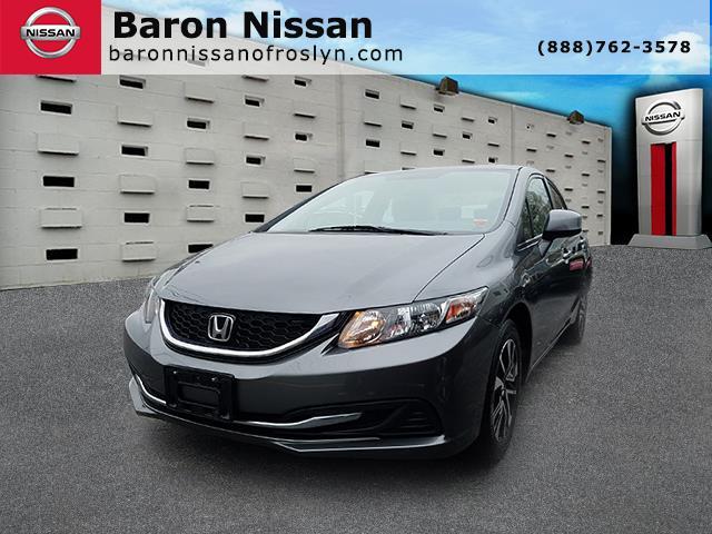 2013 Honda Civic For Sale >> Used 2013 Honda Civic For Sale At Baron Nissan Vin 19xfb2f83de281009