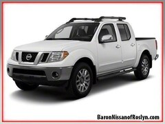 2012 Nissan Frontier SL Crew Cab 4x4 (A5) Truck Crew Cab