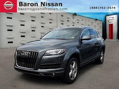Used 2014 Audi Q7 3.0 TDI Premium (Tiptronic) SUV For Sale in Greenvale, NY