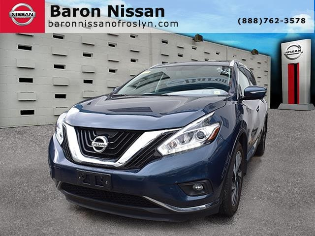 used 2015 nissan murano for sale at baron nissan | vin
