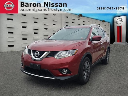 2016 Nissan Rogue For Sale >> Used 2016 Nissan Rogue For Sale At Baron Nissan Vin 5n1at2mv3gc793425