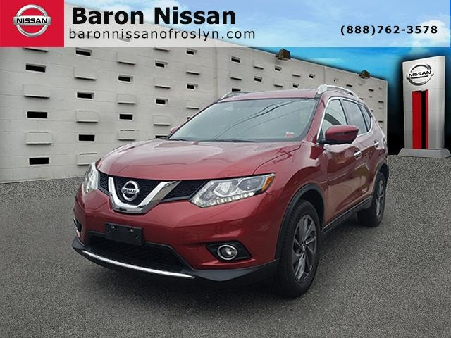 2016 Nissan Rogue For Sale >> Used 2016 Nissan Rogue For Sale At Baron Nissan Vin