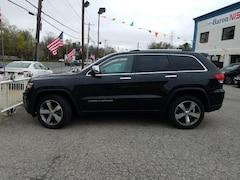Used 2015 Jeep Grand Cherokee Limited 4x4 SUV For Sale in Greenvale, NY
