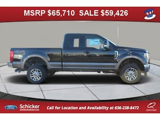 2019 Ford F-350 Lariat 4WD SuperCab 6.75 Box