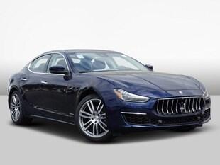 2019 Maserati Ghibli GranLusso Sedan