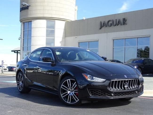 2019 Maserati Ghibli S Sedan